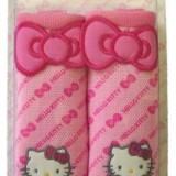 2 pc. Hello Kitty Seat Belt Covers