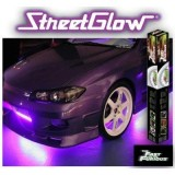 Coral Pink Neon Undercar Lights Kit - The Fast and the Furious